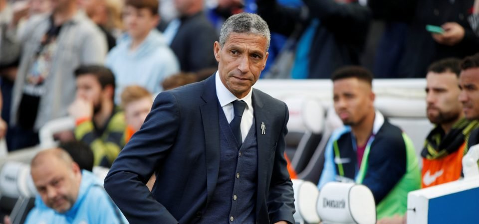 Celtic fans would prefer Chris Hughton as club's new manager over David Moyes