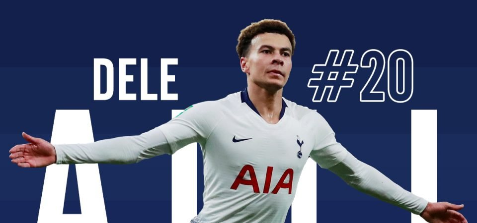 Player Zone: Dele Alli continues to struggle at Tottenham Hotspur
