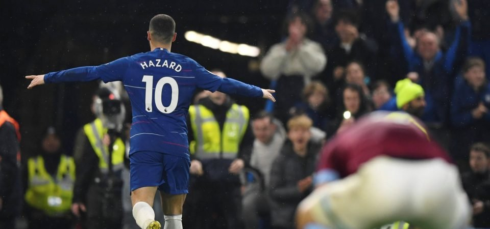 Perfect partners: The five Chelsea players who will miss Eden Hazard the most
