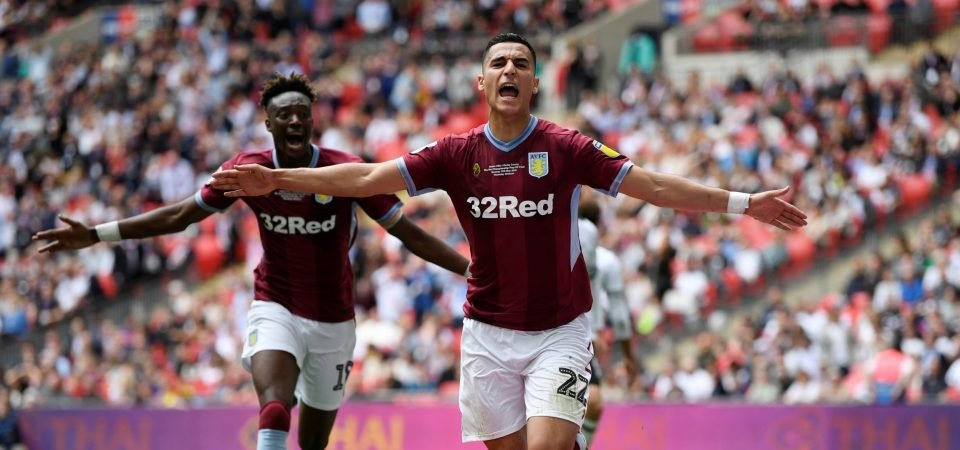 Great news: Villa fans show their delight as El Ghazi joins on permanent deal