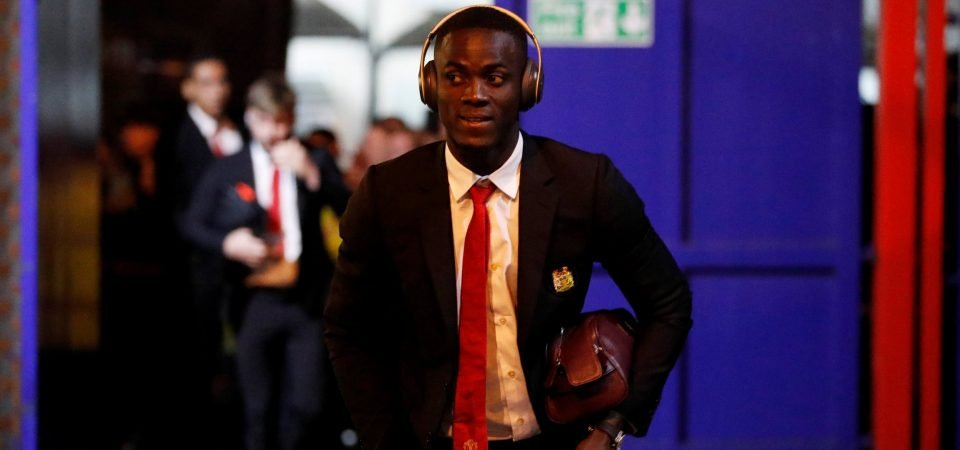 Manchester United's Eric Bailly sends best wishes to his teammates on Instagram