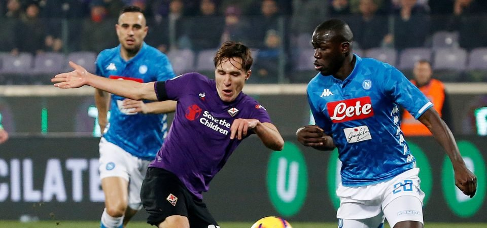 Rumoured Liverpool target Federico Chiesa lit up Italy's U21 match vs Spain