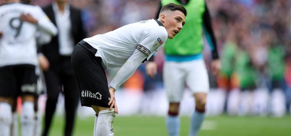 Southampton fans unimpressed by reported target Harry Wilson's Wembley display