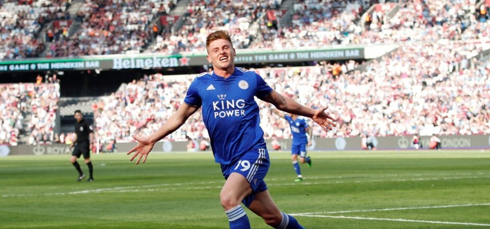 Ex-Foxes defender hails Leicester's Barnes after he signs new King Power deal