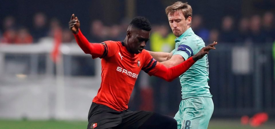 Rodgers would finally put an end to Leicester's problematic wide area by signing Sarr