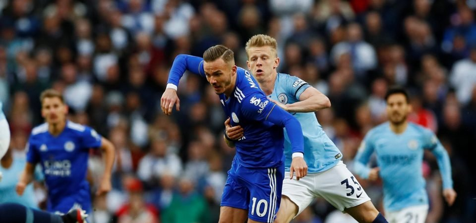 Manchester United fans on Twitter call for James Maddison swoop