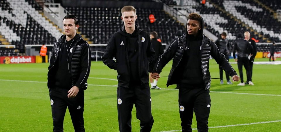 In the Pipeline: Leicester defender Josh Knight