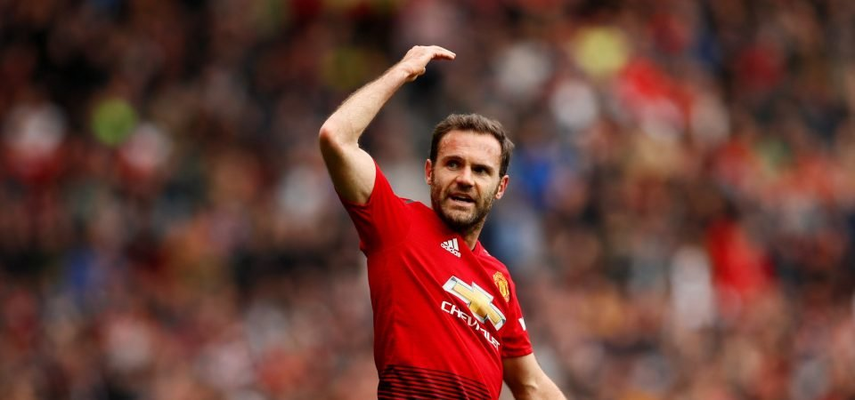 Manchester United are making a mistake over Juan Mata