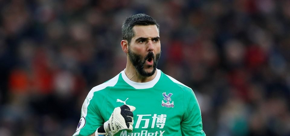 What is Julian Speroni's Crystal Palace legacy?