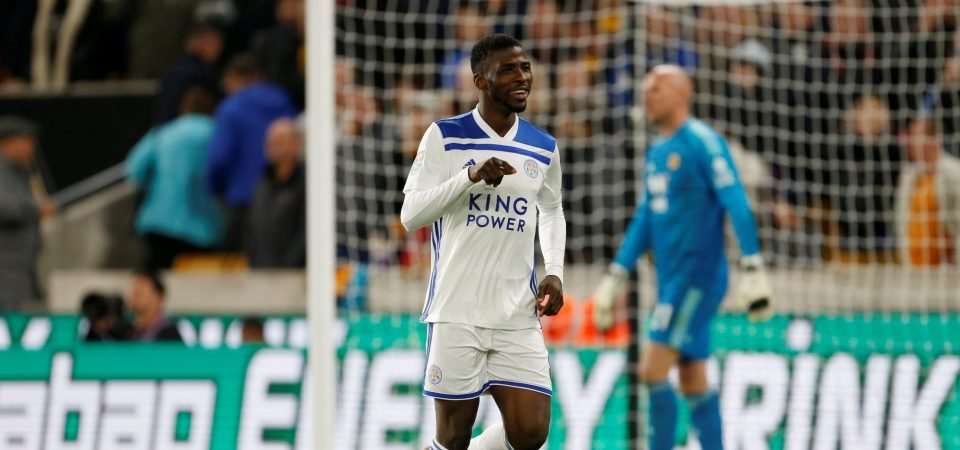 Leicester City: Foxes must resist Iheanacho overtures