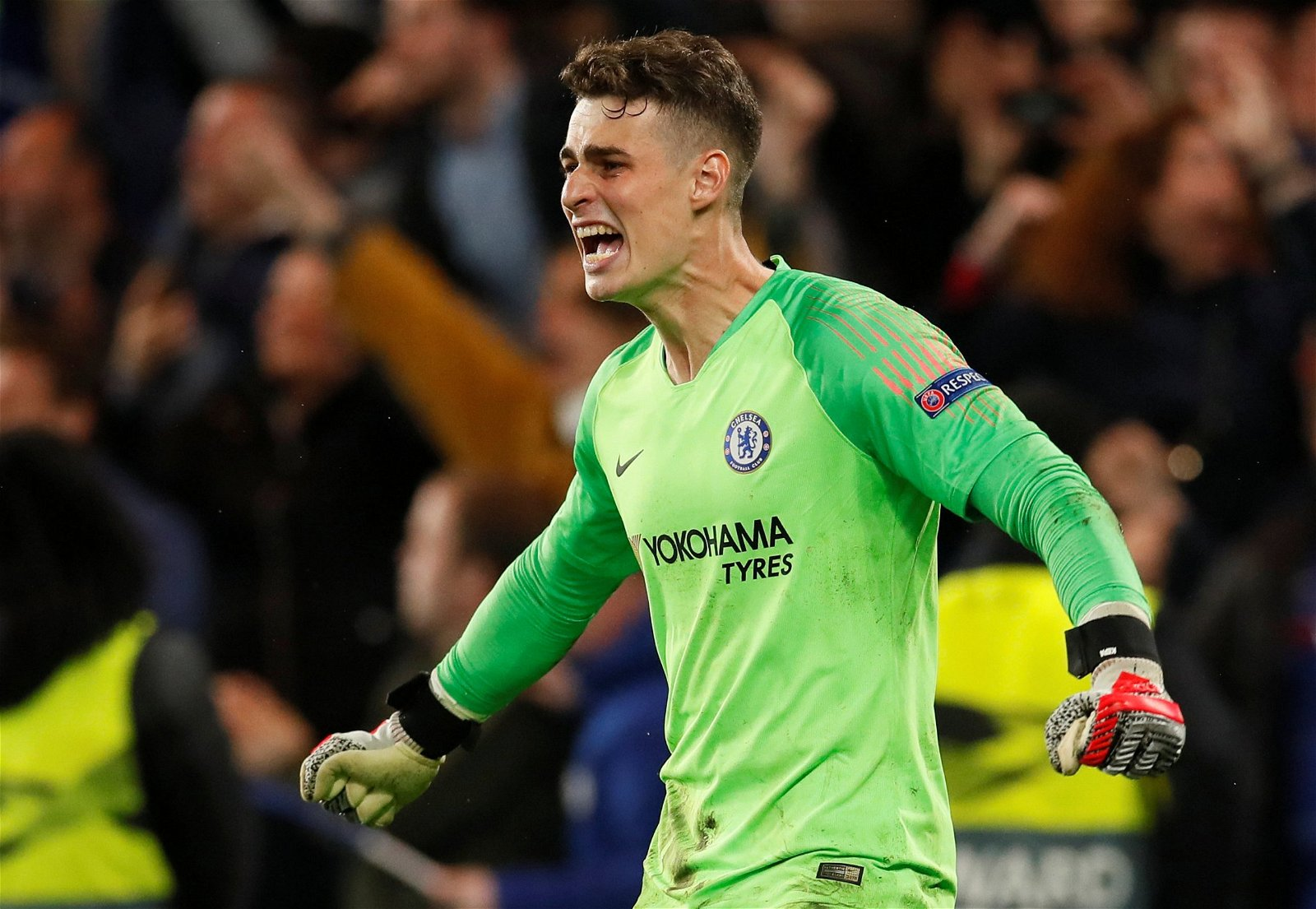 Image Result For Chelsea Keeper