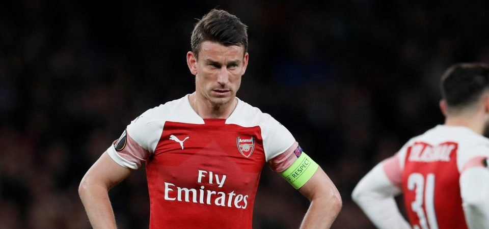 Crystal Palace wouldn't get Laurent Koscielny according to Kevin Campbell