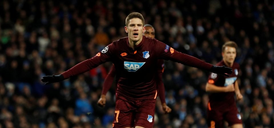 Big mistake: Leicester fans rue the sale of Andrej Kramaric