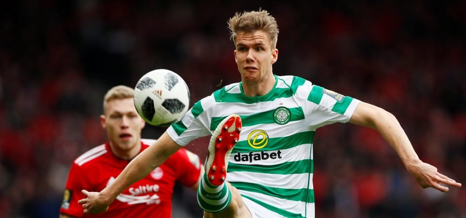The Chalkboard: Ajer is well placed to become a Celtic leader and defensive talisman