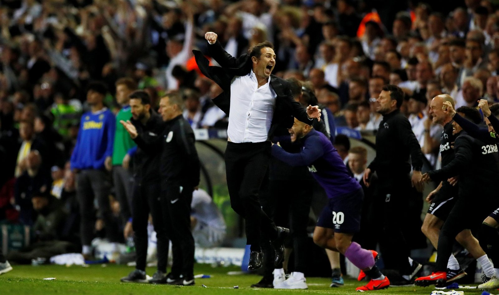 Lampard e1558712863962 - Life after Sarri: Chelsea's future is entrenched within Championship play-off final - opinion