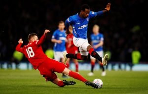 Rangers fans react as former loanee Lassana Coulibaly joins Cercle Brugge