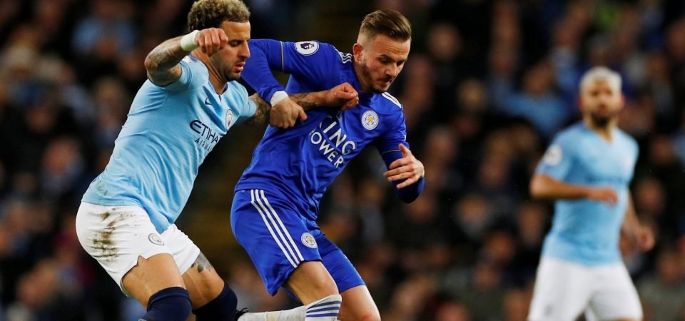 Southampton fans react as ex-target James Maddison shines vs Manchester City