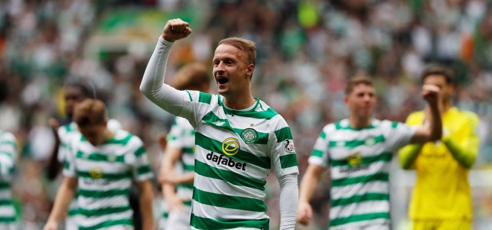 Leigh Griffiths may hugely benefit if Celtic assign Steve Clarke
