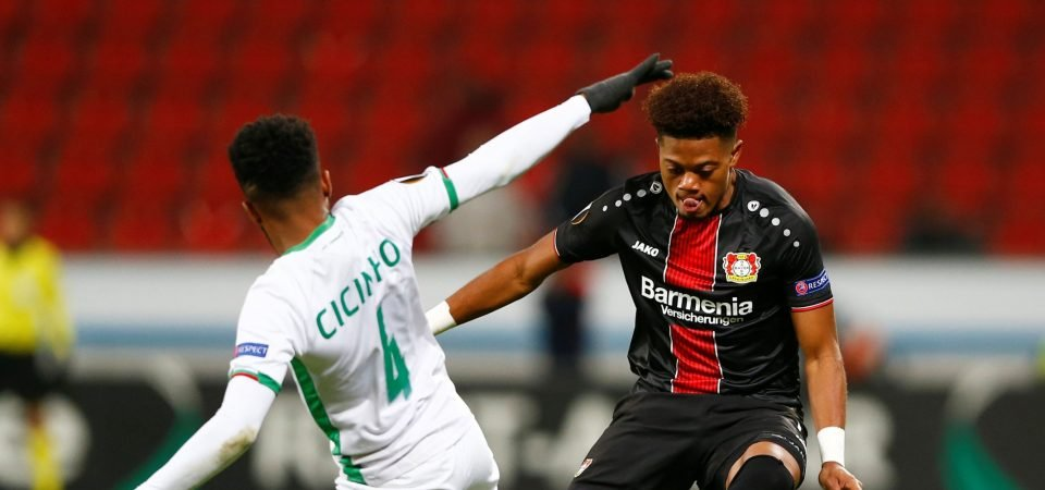 Leon Bailey could be Chelsea's perfect long-term Willian replacement