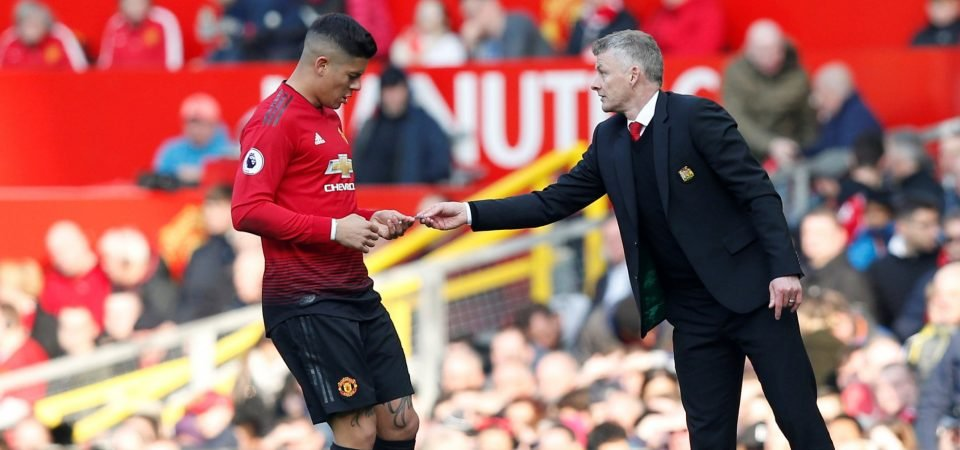 Manchester United fans fume as Rojo confirms he is going nowhere