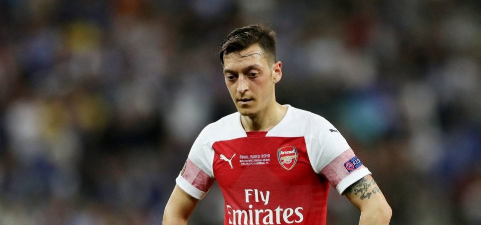 Arsenal Transfer Roundup: Saliba terms agreed, Ozil update, Arsenal lead chase for forward