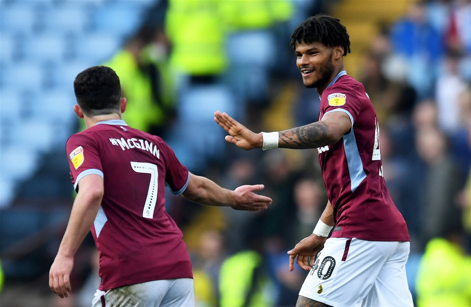Mings McGinn - Genius decision: Winning John Terry-inspired transfer race ensured Villa's promotion - opinion