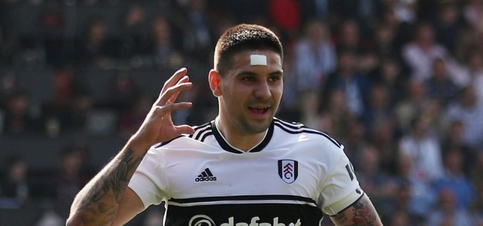 West Ham trying to find out if Mitrovic's contract contains release clause