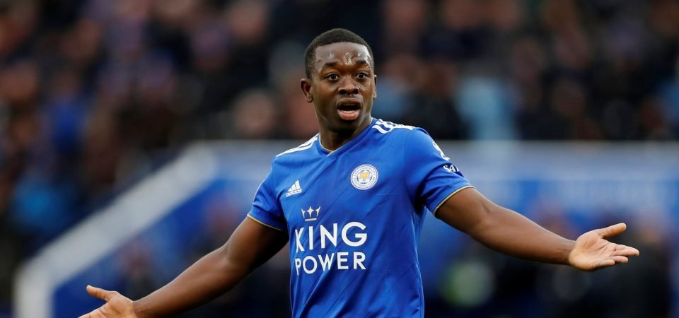 Leicester City: Nampalys Mendy could depart the King Power Stadium