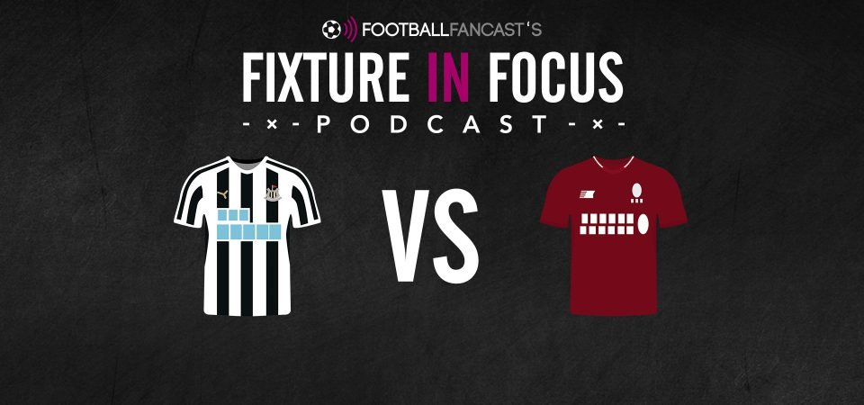 Fixture In Focus Podcast - Newcastle vs Liverpool