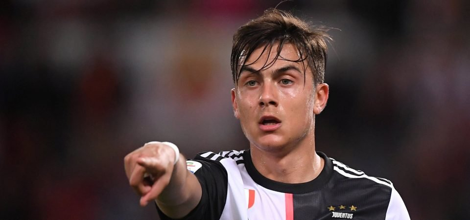 Manchester United must seize the chance to sign Paulo Dybala this summer