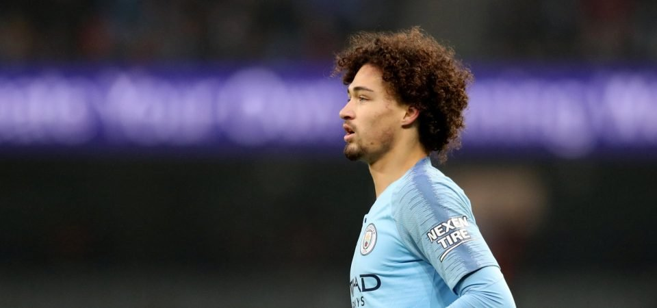 Manchester City: Philippe Sandler is stealing a living at City