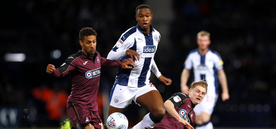 Barry must be forgotten about if Harper signs a new deal at West Brom