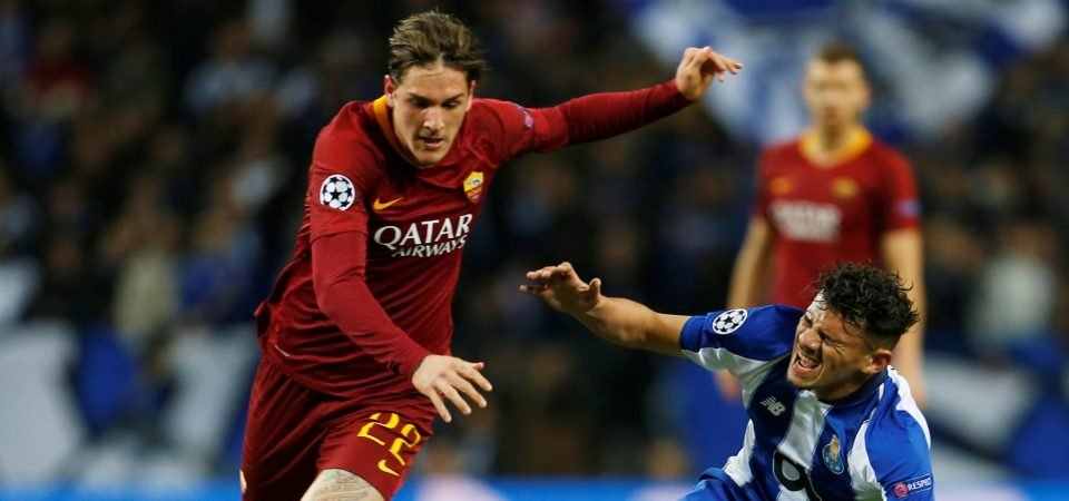 Tottenham would be taking a risk signing the ill-disciplined Nicolo Zaniolo