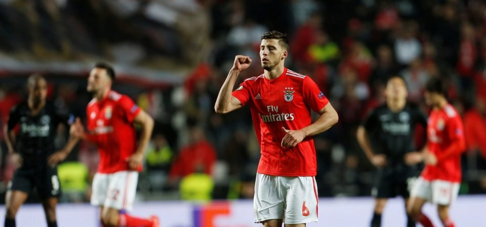Manchester United fans react as reported bid for Ruben Dias turned down
