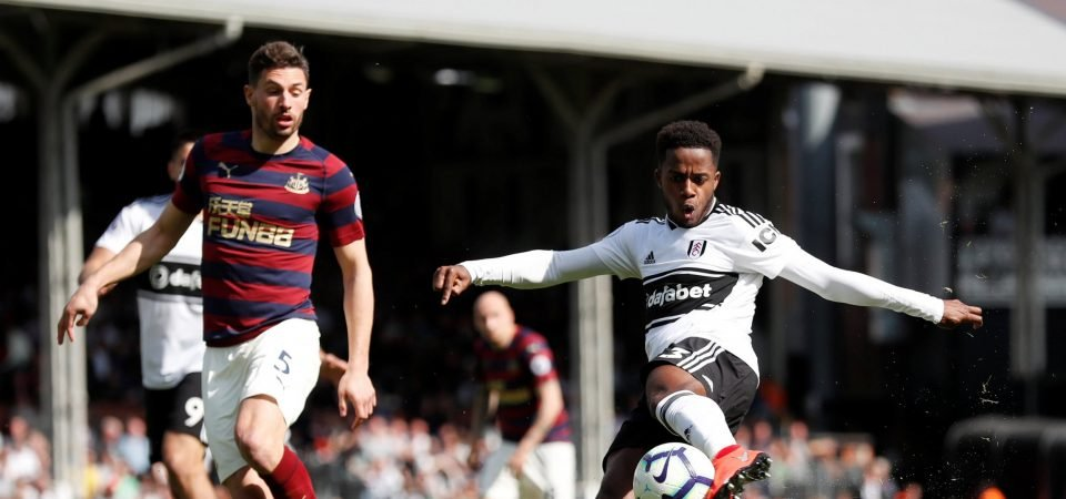 Spurs looking to seal Sessegnon signing before Champions League final
