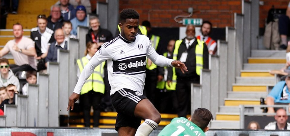 Tottenham hit snag in bid to sign Ryan Sessegnon on deadline day
