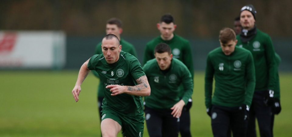 If Scott Brown misses Scottish Cup Final, it will be Callum McGregor's chance to shine