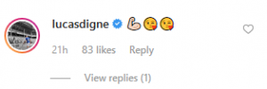 Screenshot 23 e1557934003479 300x100 - Digne sends message to Gueye on Instagram after Everton pairing scoop accolade