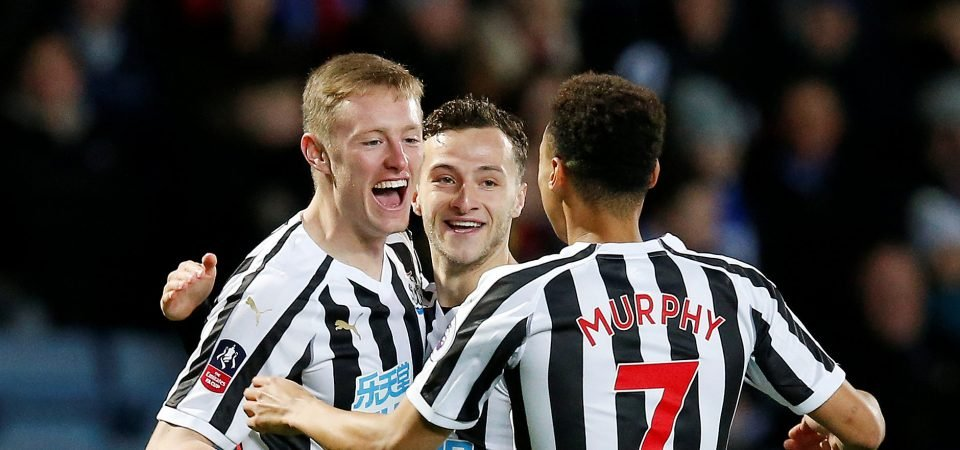 Transfer Focus: Newcastle must reject all advances for Sean Longstaff