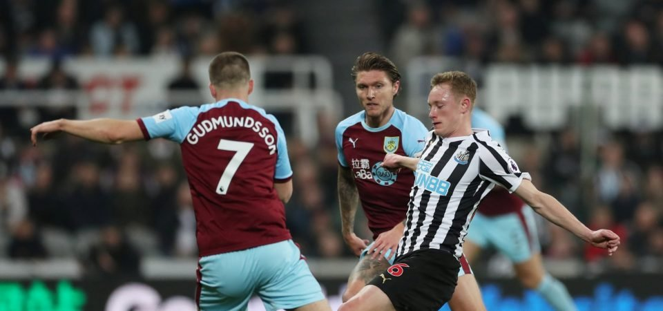 Newcastle fans react to Manchester United interest in Sean Longstaff