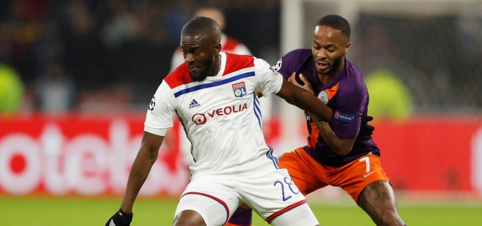 Tottenham fans react to Aulas comments on Ndombele