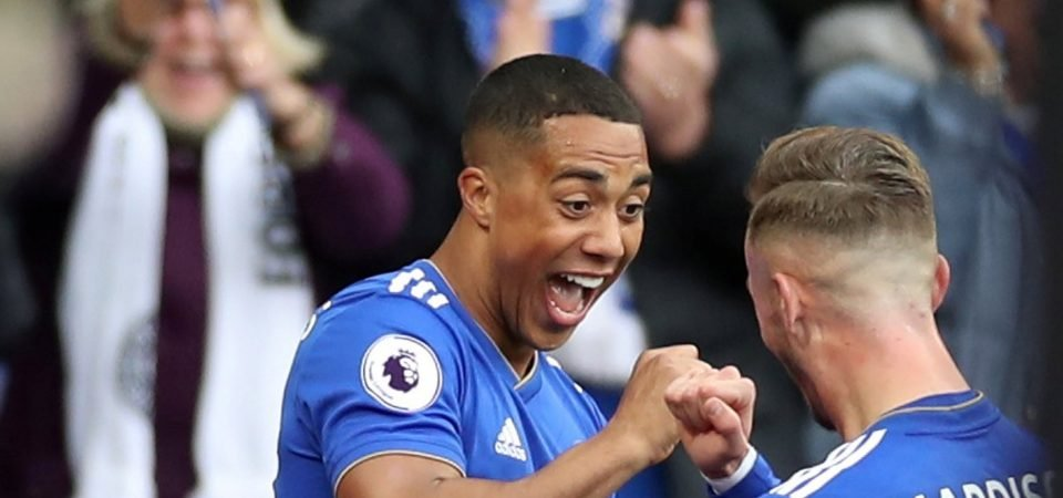 Between The Lines: Youri Tielemans' comments can bring Leicester fans hope