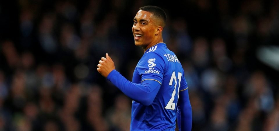 How might Leicester look after signing Tielemans and Perez?