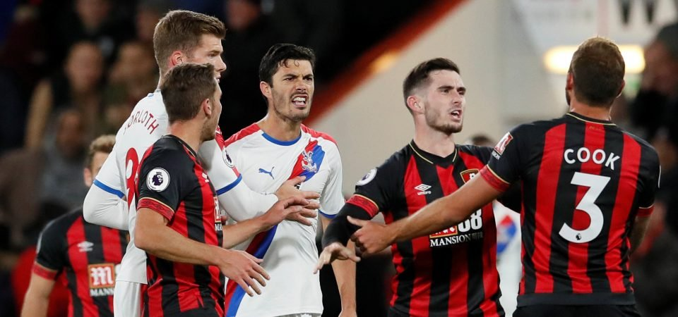 Europa League challengers: This combined Bournemouth and Palace XI would soar to 7th