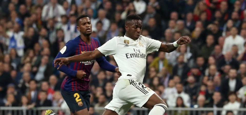 Real Madrid need to ensure Vinicius Junior's talent doesn't get wasted away