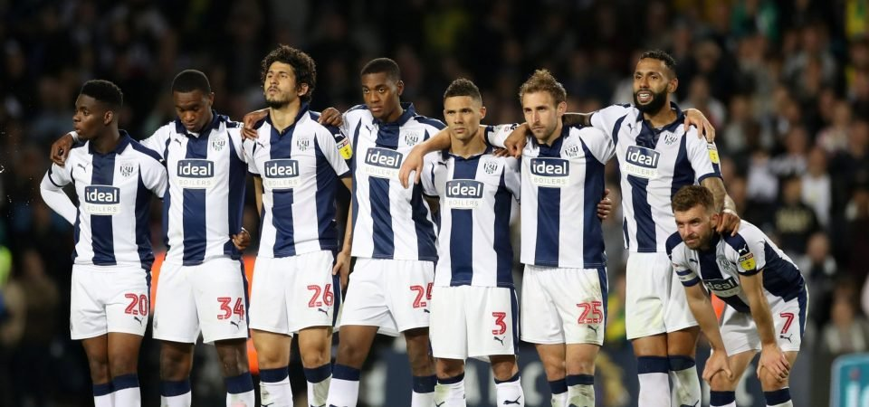 No ambition: West Brom fans react negatively to official club tweet