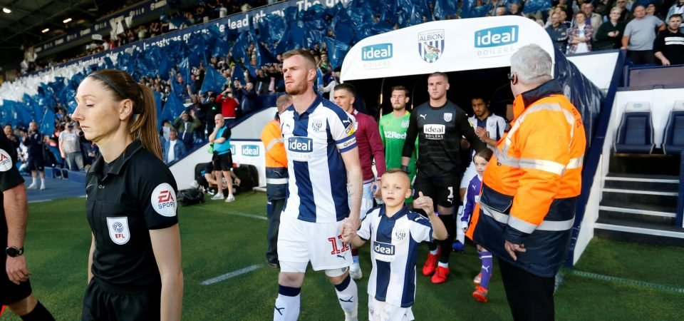 Matt Wilson suggests West Brom could be in for a summer of change