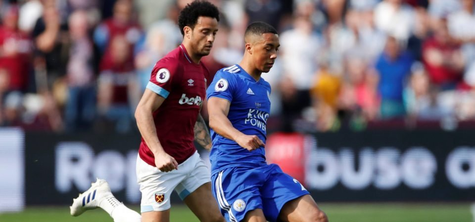 What's it got to do with him? Leicester fans take aim at Neville after Tielemans comments