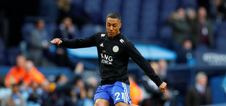 Pay the money: Leicester fans praying that Tielemans signs this summer