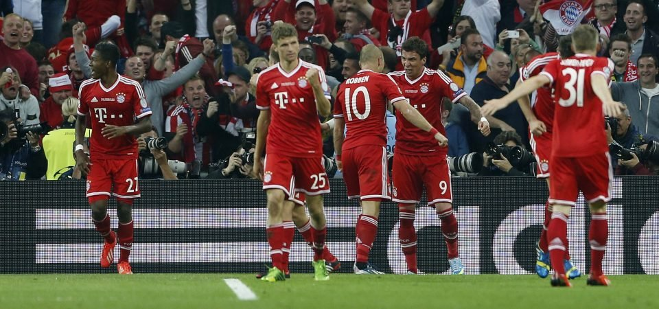 The Chalkboard: Liverpool need to copy Bayern in order to defeat Barcelona